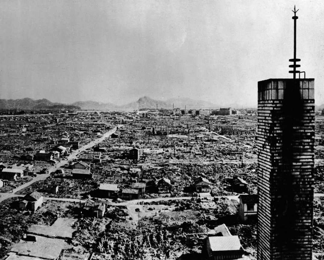 an introduction to the history of hiroshima the japanese city