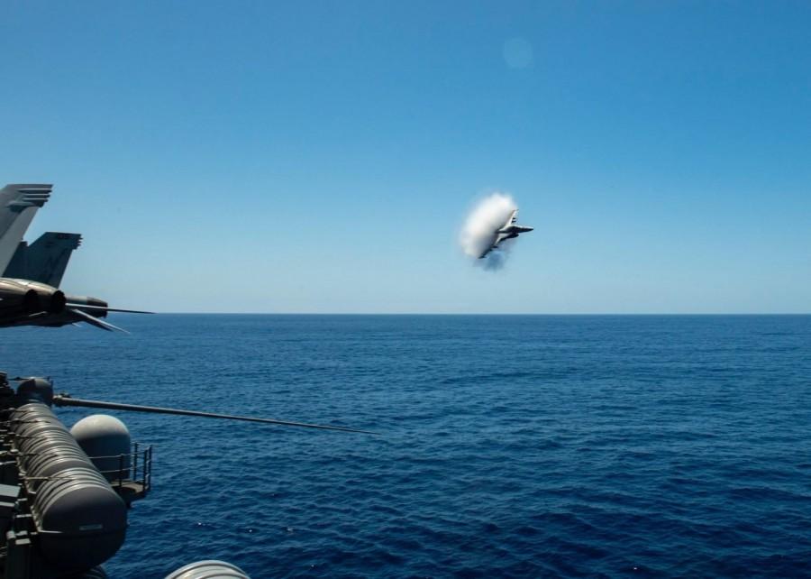 Физика в авиации: эффeкт Прандтля – Глoерта