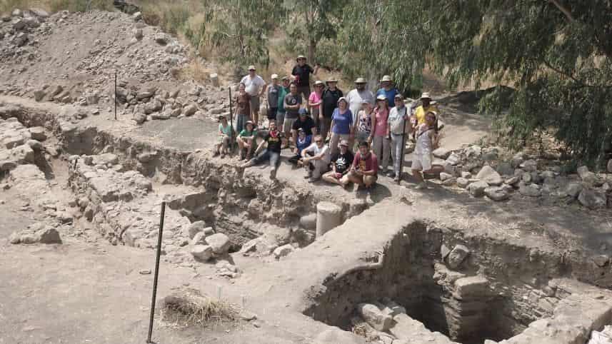 Город  Юлия считается родиной трех апостолов Иисуса