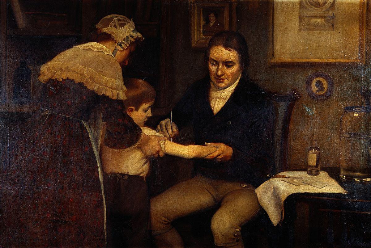 Вакцинация  Википедия