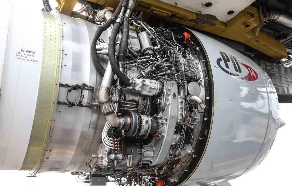 Началось серийное производство авиационных двигателей ПД-14