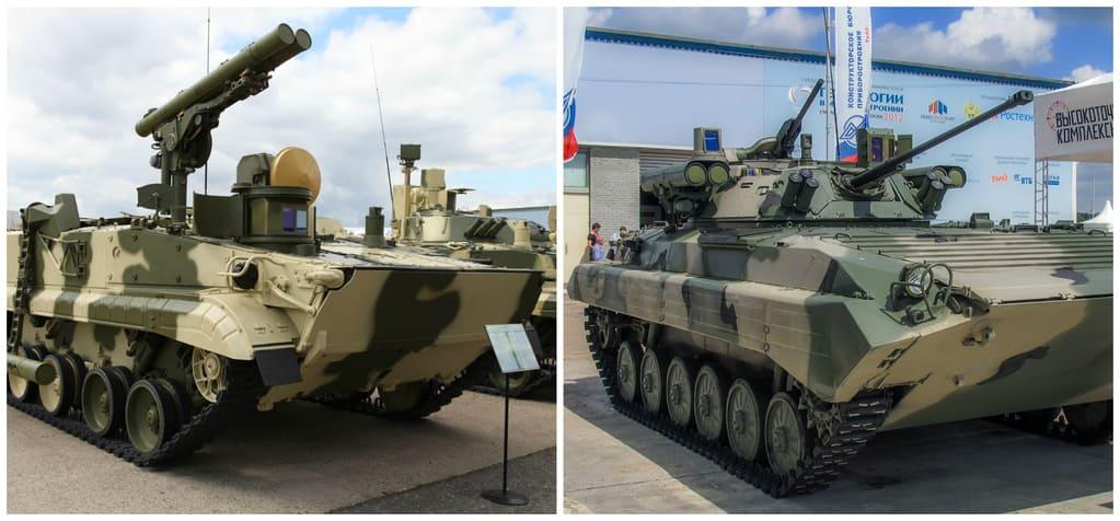 Немного  о модернизации Сухопутных войск России. Настоящее и будущее