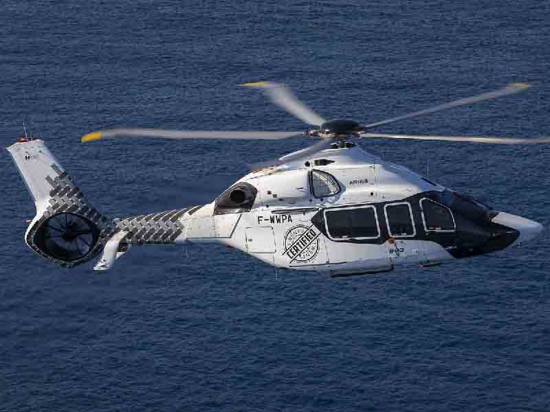 ACH160. Airbus создает роскошную версию вертолета H160