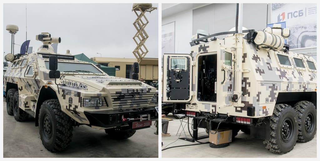 Догнать и перегнать Америку? На форуме «Армия-2020» продемонстрировали лазерный комплекс «Рать»
