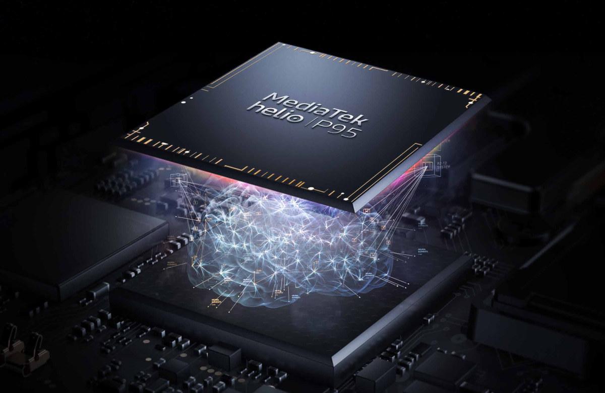 Новый мобильный процессор Mediatek Helio P95