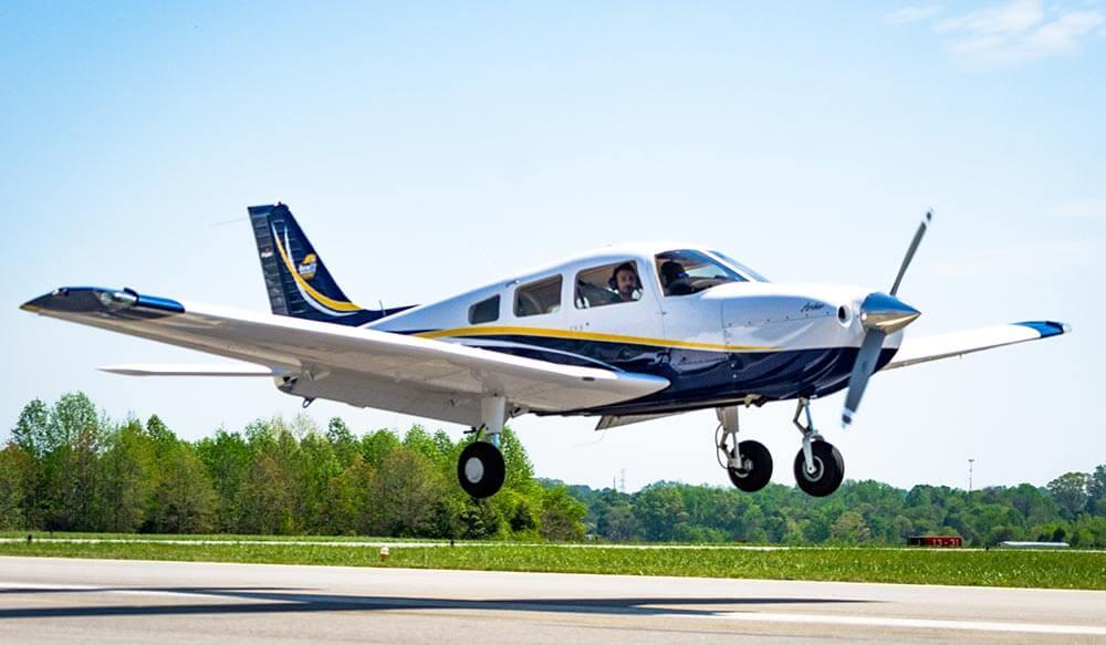 Первый полет HyFlyer. Пассажирский самолет на водородном топливе