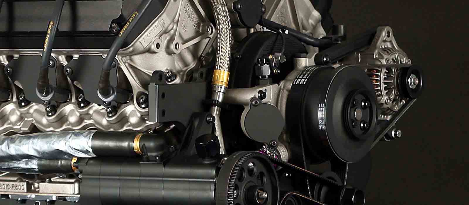 Мультитопливный двигатель  для беспилотников