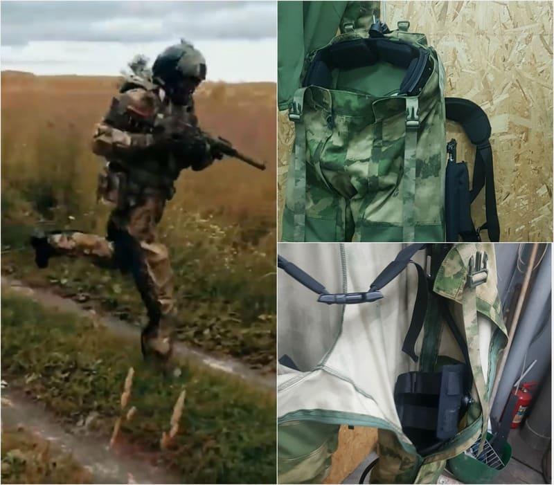 В России испытали боевые экзоскелеты