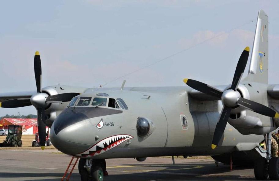 «Советское свежепокрашенное». О состоянии украинских Ан-26