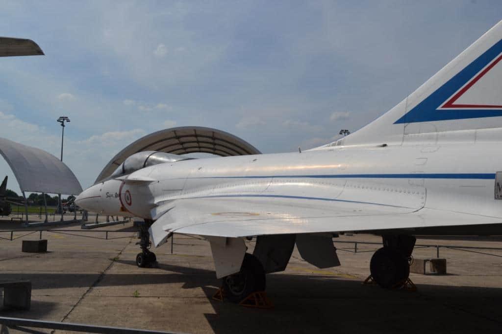 Музей авиации и космонавтики Ле-Бурже. Часть 11