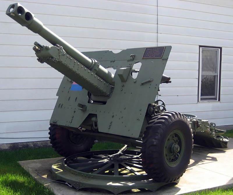 Британский стандарт. 25-фунтовая пушка-гаубица. Часть 1