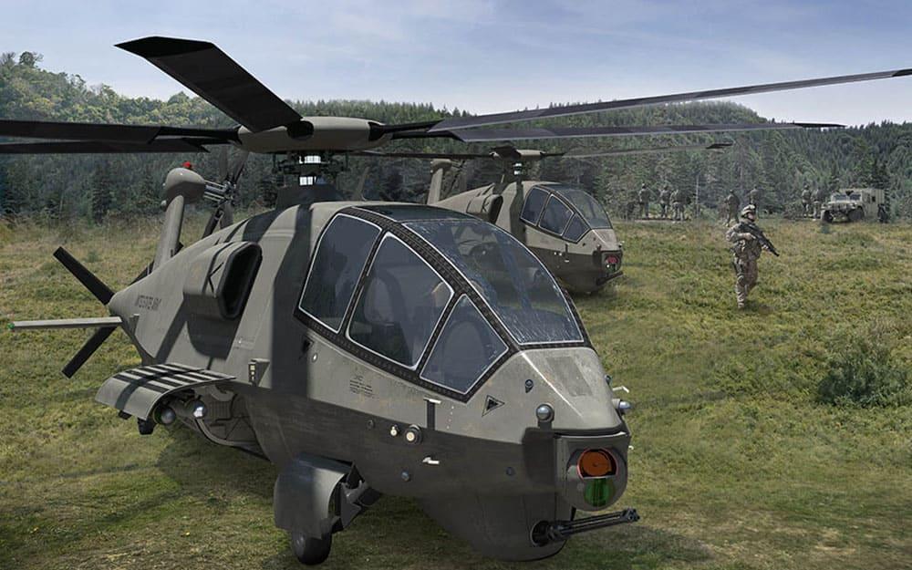 Проект FARA: Boeing представил свой вариант «вертолёта будущего» для армии США