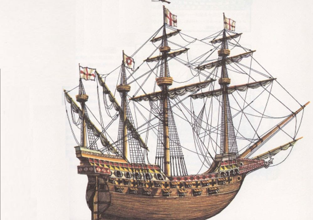 корабль ark royal, флагманское судно, флот