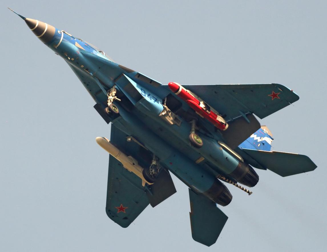 Могучий арсенал «Адмирала Кузнецова»: уникальные фото из Сирии