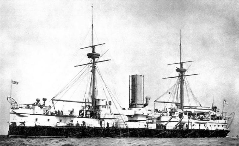 Последствия большого страха или худший пример безрассудной экономии в британском флоте. Последние цитадельные корабли
