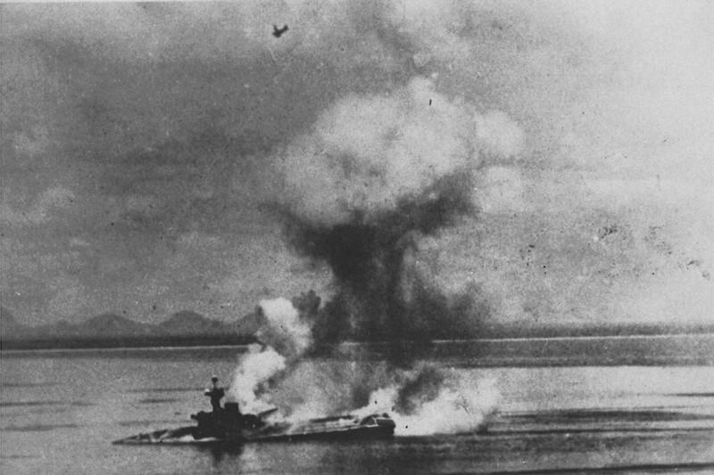 Гермес ракетный крейсер - 8