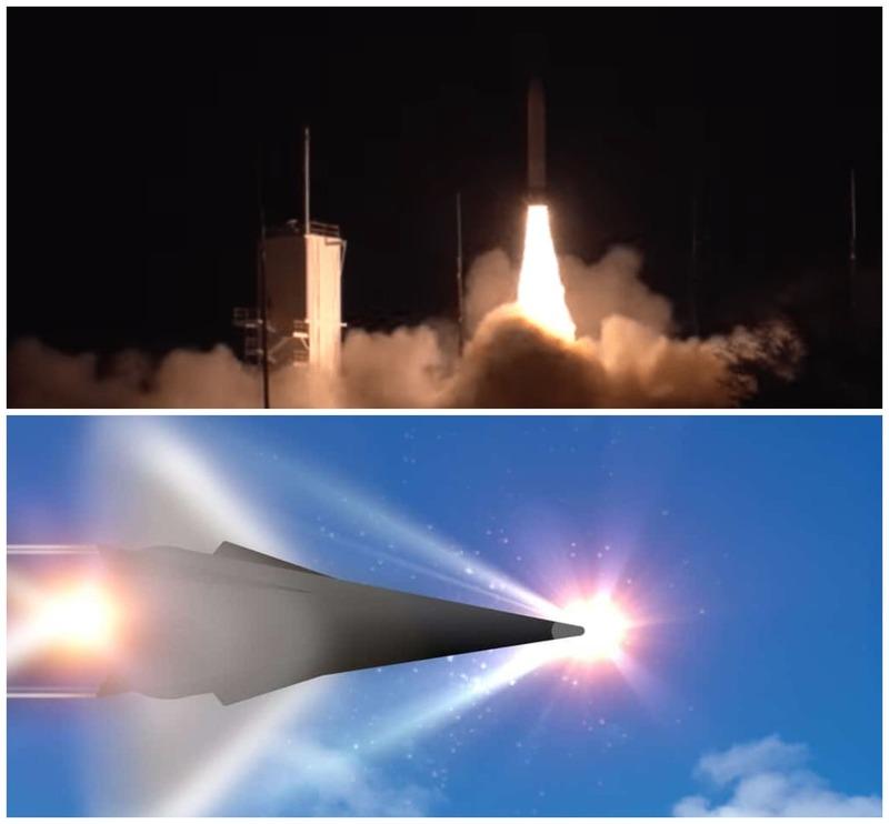 Быстро и точно: в США раскрыли результаты испытаний гиперзвуковой ракеты