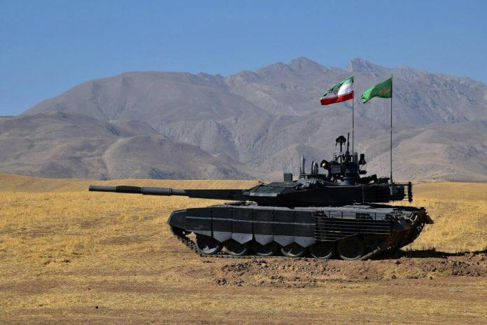 Когда новый иранский основной боевой танк «Каррар»  выйдет из режима «стелс»?