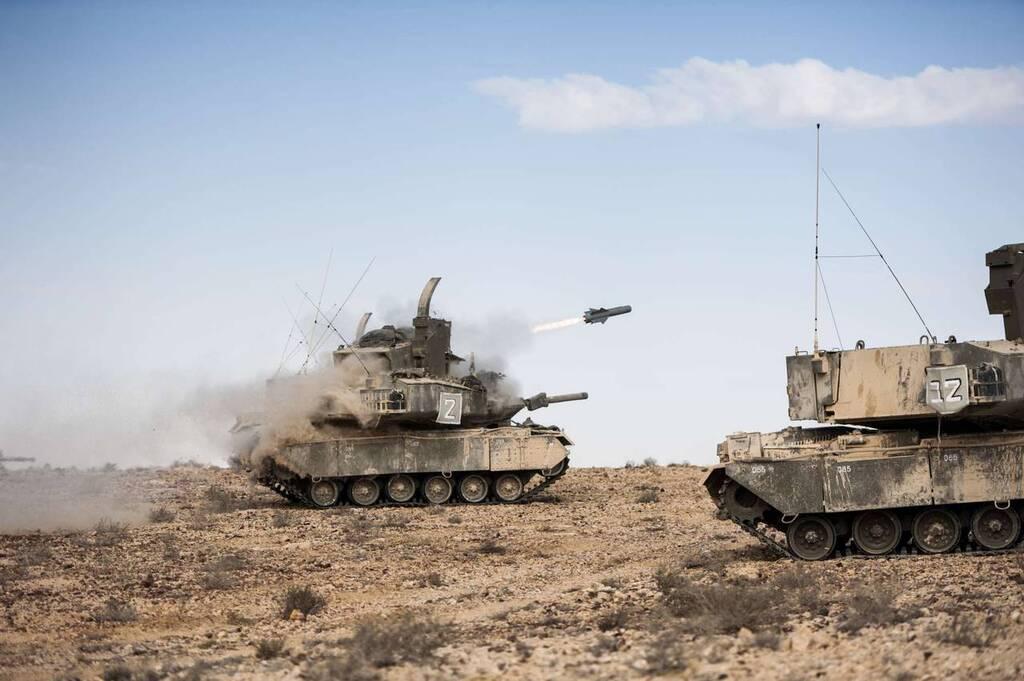 Совершенно секретный: ракетный танк «Перех»