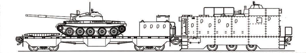 Схема бронелетучки БТЛ-1