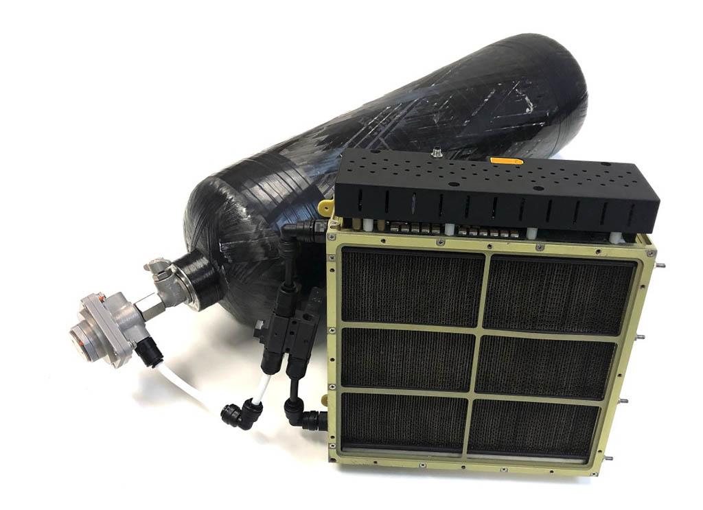 Водородные топливные элементы с турбонаддувом - революция в электрической авиации  eVTOL