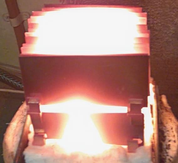 Разработан источник радиационного нагрева, не имеющий аналогов в мире