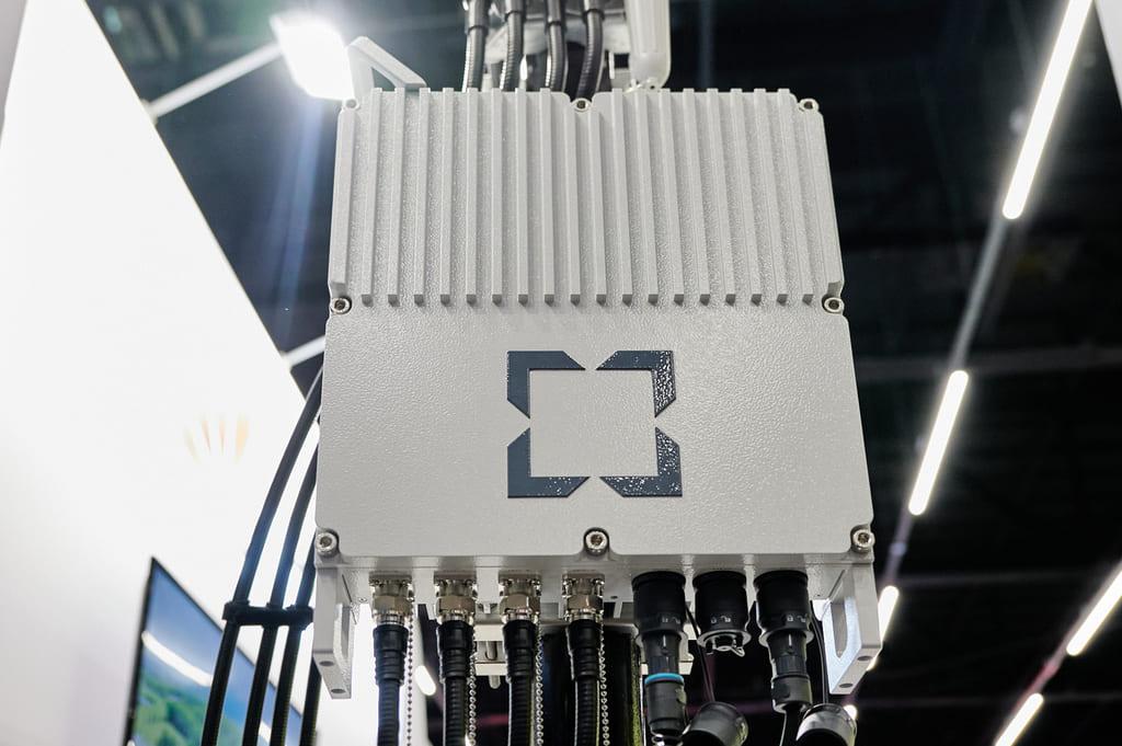 Российская компания  представила макет базовой станции 5G