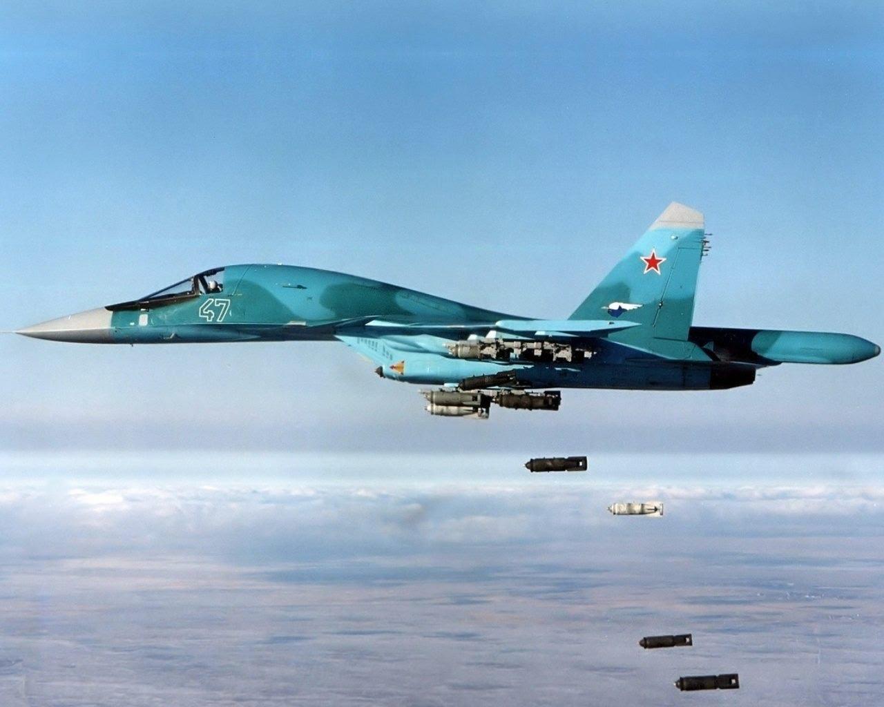 img 7 Бой с тенью - Су-34 против F-15E. Часть 3
