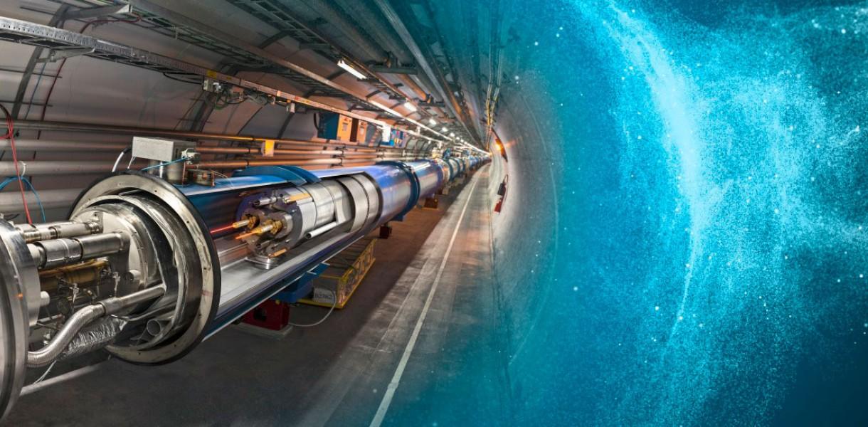 novaya fizika i bolshoj adronnyj kollajder 3 Новая физика и Большой адронный коллайдер