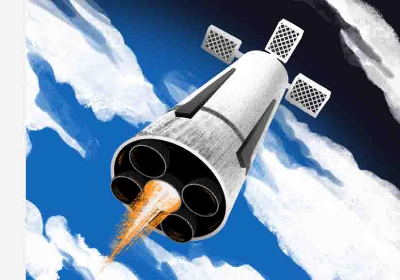 «Амур». О первой российской многоразовой ракете на метане