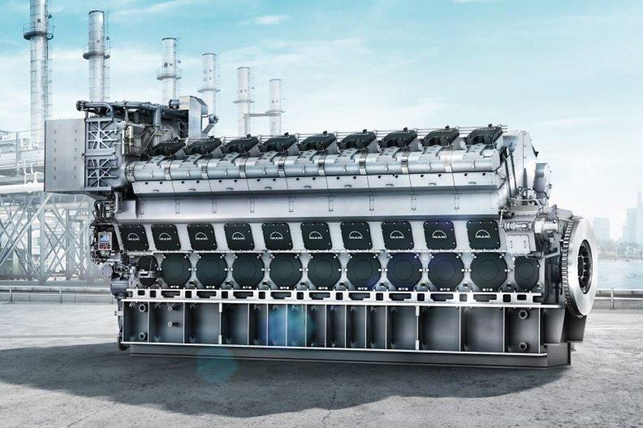 система Common Rail, Fairbanks Morse, двигатель, дизель, ВМС США