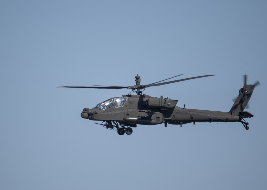 Кто купил новую версию AH-64E Apache?