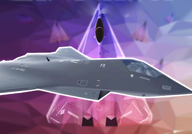 О загадочном истребителе ВВС США. «Мы готовы приступить к созданию самолетов следующего поколения»
