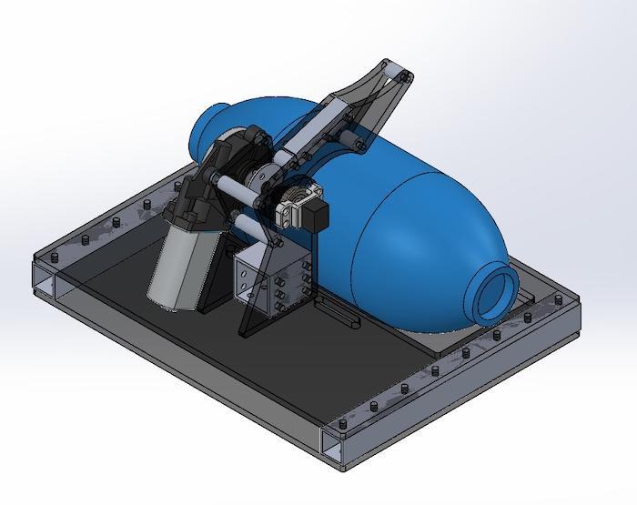 Эрзац-аппарат искусственной вентиляции лёгких. В кратчайшие сроки и по мизерной цене
