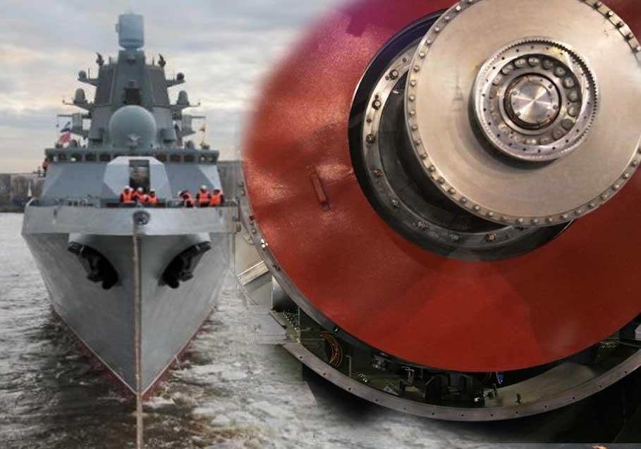 Фрегат «Адмирал Головко». Что известно о российском морском газотурбинном двигателе?