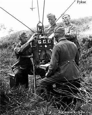 Из истории советской радиоконтрразведки (предвоенные годы)