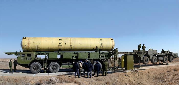 Пуск новой ракеты системы ПРО | Видео МО России