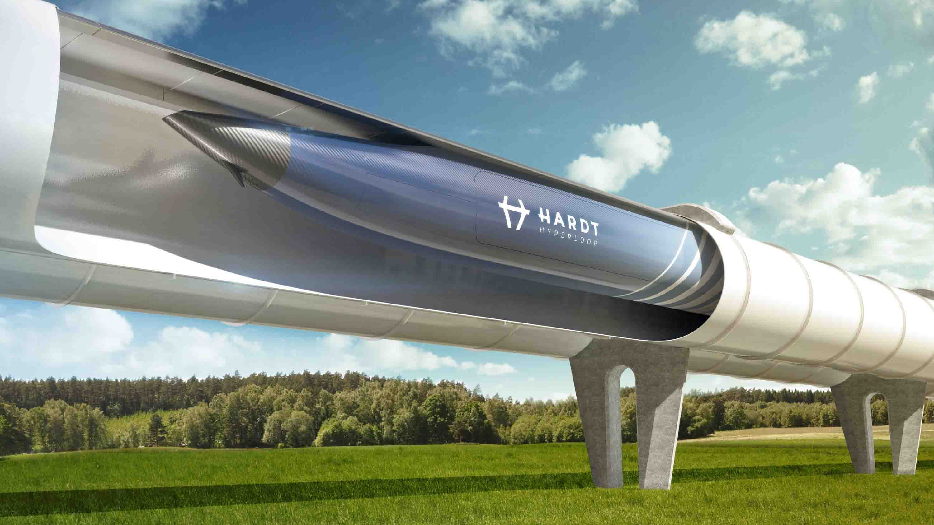 Hyperloop Hardt, Hyperloop Transportation Technologies, Европа, ЕС, Илон Маск, Нидерланды
