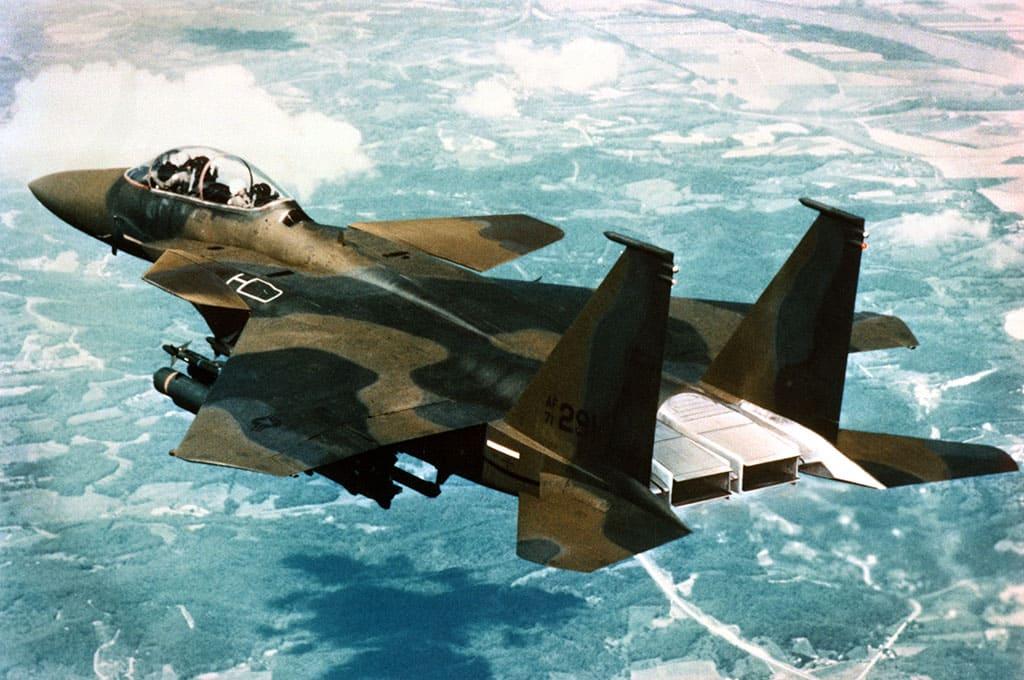 F-15b experimental