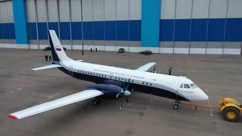 Самолет Ил-114-300: финишная прямая или полет по кругу?