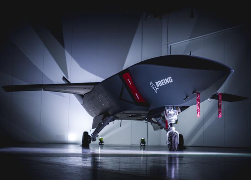 boing Boeing представляет принципиально новый боевой беспилотник для ВВС Австралии