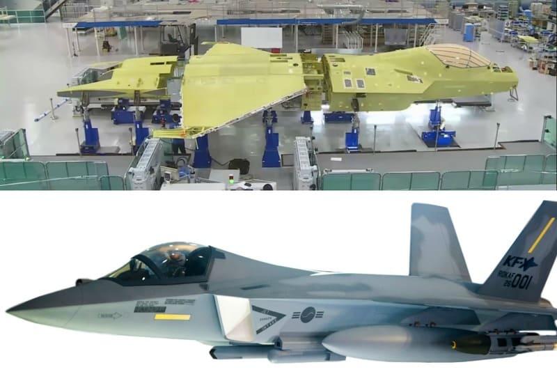 Красивые кадры создания самолета В Корее показали сборку прототипа нового истребителя KF-X