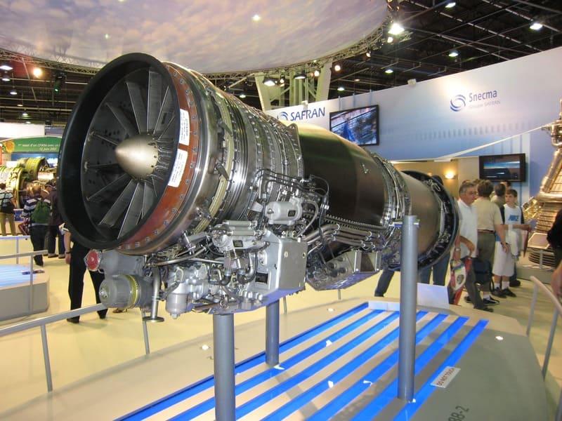 Snecma M88-2 engine