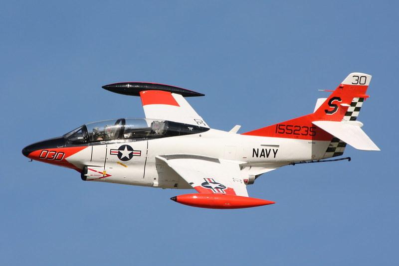 ris 12 Как учат боевых пилотов. Учебно-тренировочные самолеты в эпоху реактивной авиации. США