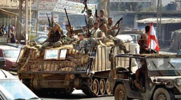 М113, ливанские боевики, защита, корпус