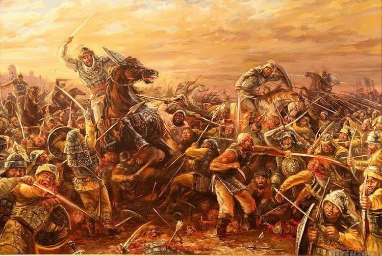 Джунгарское ханство - последняя кочевая империя Великой степи
