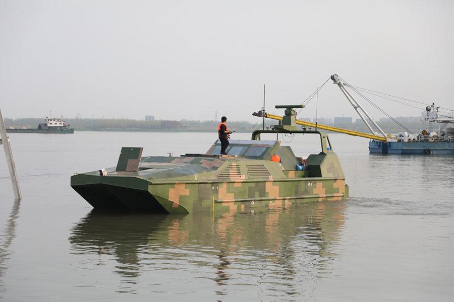 Беспилотный транспортер снятие генератора фольксваген транспортер т5