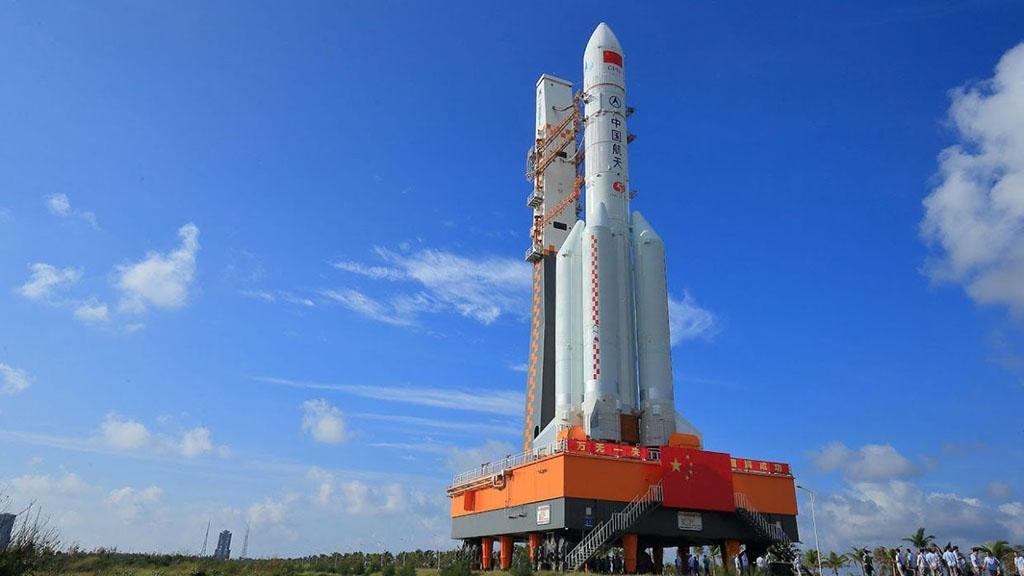 Великий поход: Китай запустил ракету с прототипом пилотируемого корабля