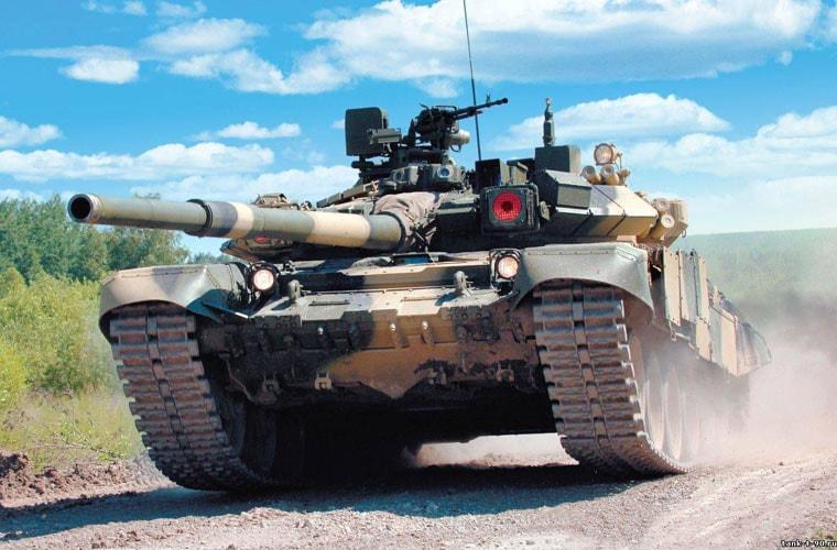 Т-90 – основной танк России. Часть 1