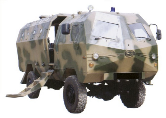 "Promising Pakistani armored personnel carrier ""Burraq"""